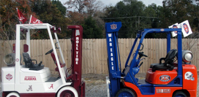 Gulf Coast Forklifts For Sale