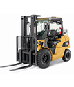 Internal Combustion Engine Forklifts (Class IV & V)