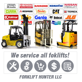 Forklift Maintenance and Repair